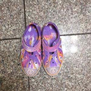 Twinkle Toe Skechers